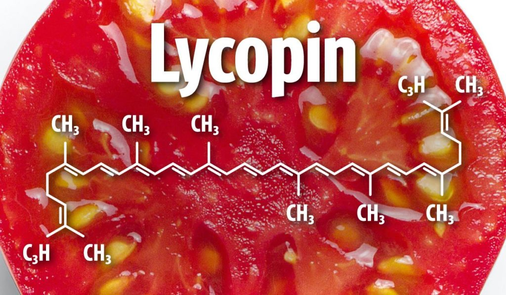 Lycopin in Tomaten